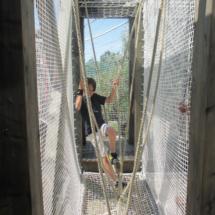 "Acrocabane® - Atelier ""Pont Tibétain"""