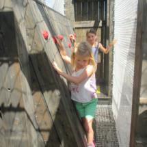 Acrocabane® - Atelier mur de grimpe à déplacement latéral