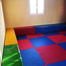 espace de motricité pour enfants