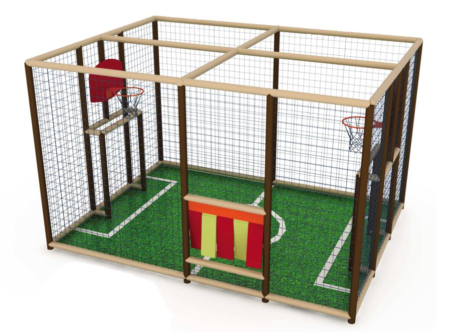 r alisation de structures tubulaires upper play. Black Bedroom Furniture Sets. Home Design Ideas