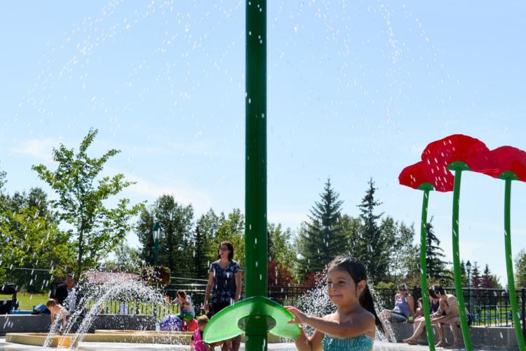 Upper Play, jeu aquatique Waterplay