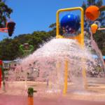Upper Play, seau d'eau aire de jeux aquatique Waterplay